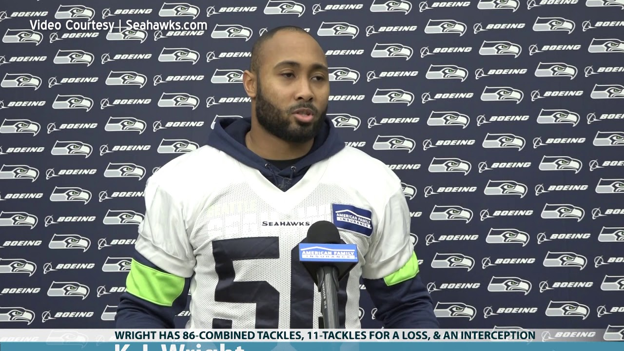 K.J. Wright on Rams Offense 2021-01-06