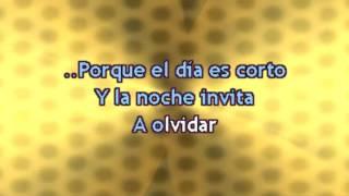 Karaoke Hablame Beto Cuevas