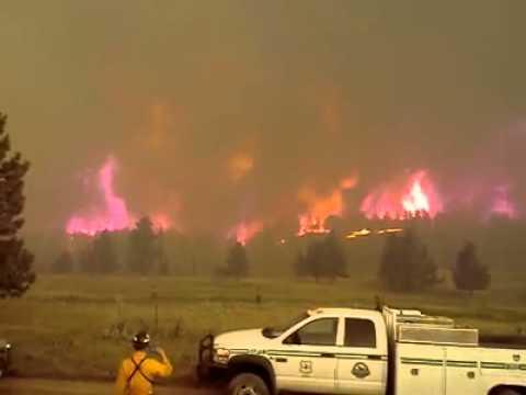 Okanogan Complex Fire