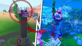 All SECRETS AND Easter Egg Fortnite Season X (New Chopped Floors)