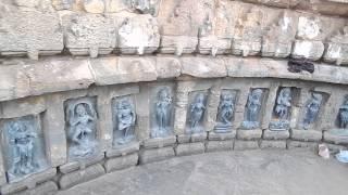 Yogini Temples of India: Hirapur, 64 Yogini temple, Odisha, Bhubaneswar