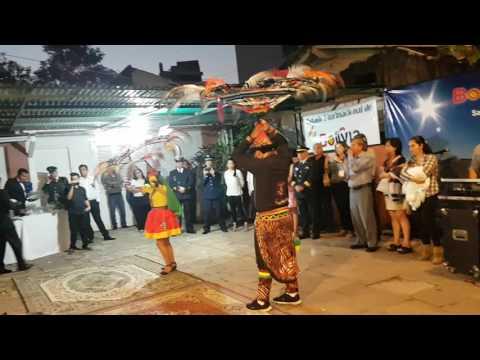 Carnaval de Oruro - Embajada de Bolivia en Paraguay