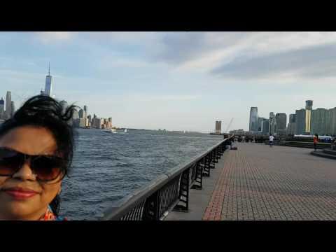 New port New York
