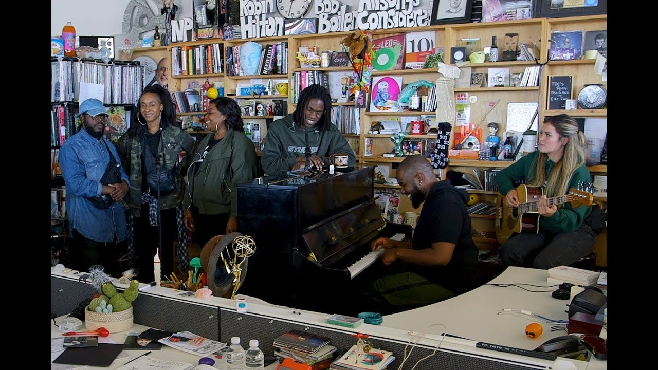 Npr Best Albums 2020.Daniel Caesar Npr Music Tiny Desk Concert