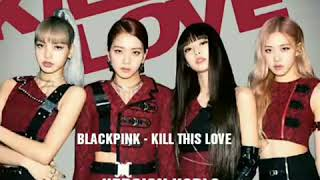 BLACKPINK - KILL THIS LOVE (VERSI DANGDUT KOPLO)
