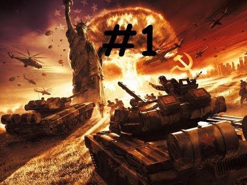 World in Conflict: Soviet Assault #1 [Вторжение началось]