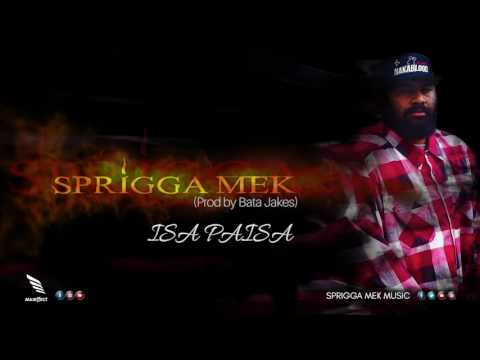 Sprigga Mek - ISA PAISA  (Prod by Bata Jakes)