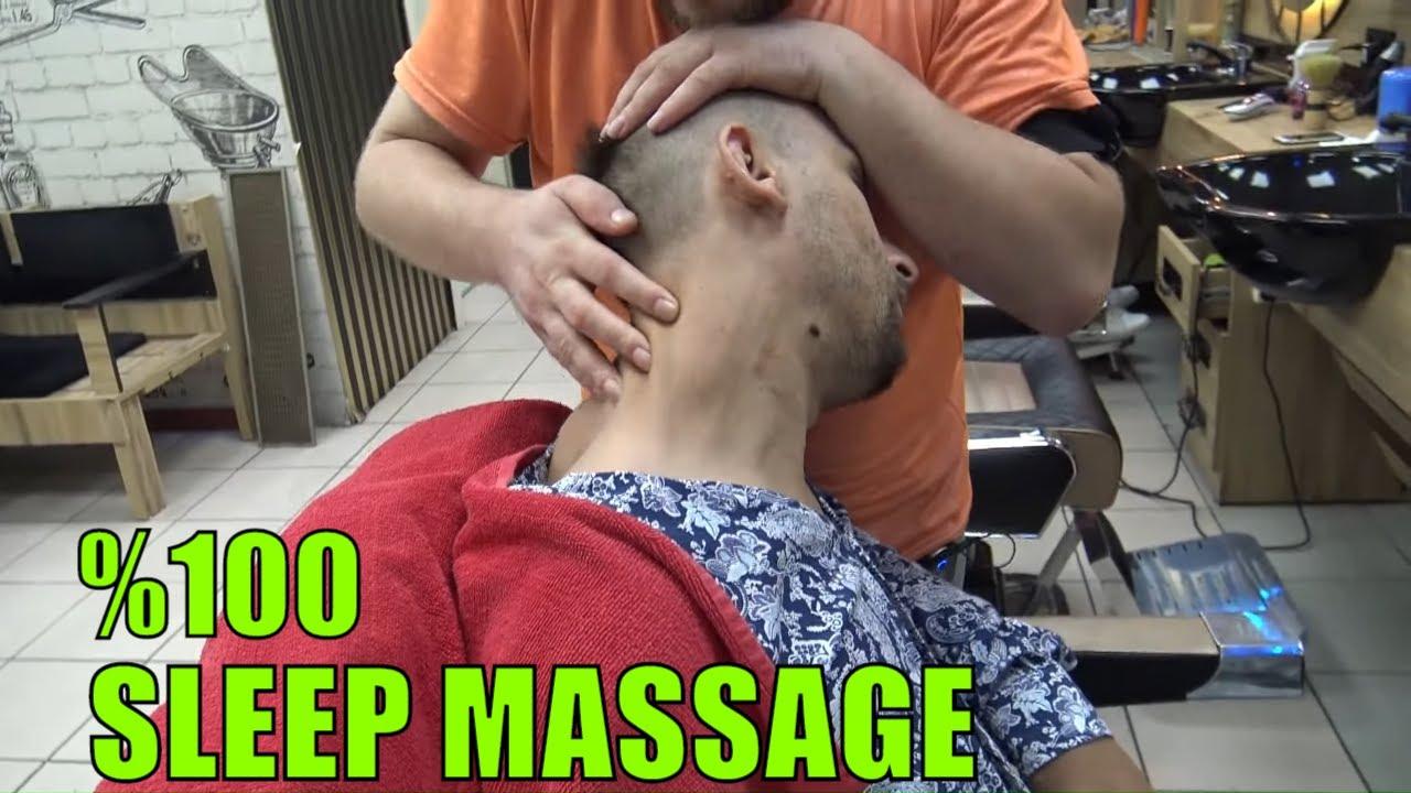 ASMR TURKISH BARBER MASSAGE +EAR CRACK+ head, back, neck, arm, face, ear, foot, leg massage therapy