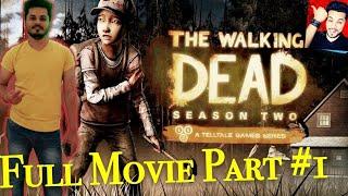 THE WALKING DEAD: Season 2 | Episode 1 (ALL THAT REMAINS) A Telltale Games Series