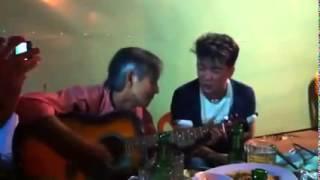 Xin lỗi tình yêu guitar nghệ sĩ đường phố vs Đàm Vĩnh Hưng