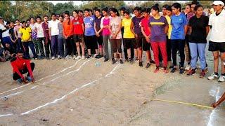 Dehli Police (CPO)RPF Long Jump | Foul से कैसे बचें