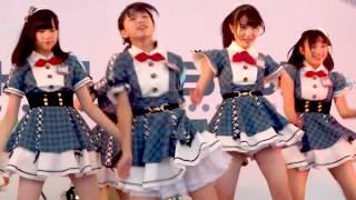 AKB48 チーム8クルマサークル 富士スピードウェイ 2015.10.10 TOYOTA GA...