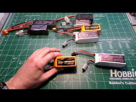 Group 1 High Current 80 & 120amp Lipo Discharge Results