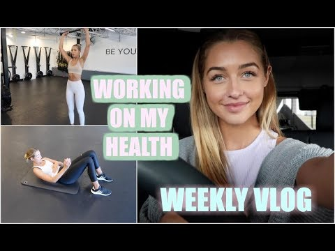 My Health & Fitness Comeback | Finding the Motivation to Start again