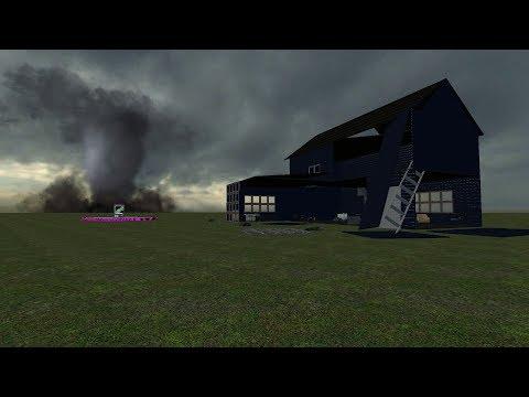 Gmod Tornado Challenge #1