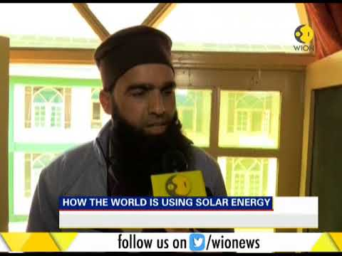 How the world is using solar energy? Numerous projects in member countries underway