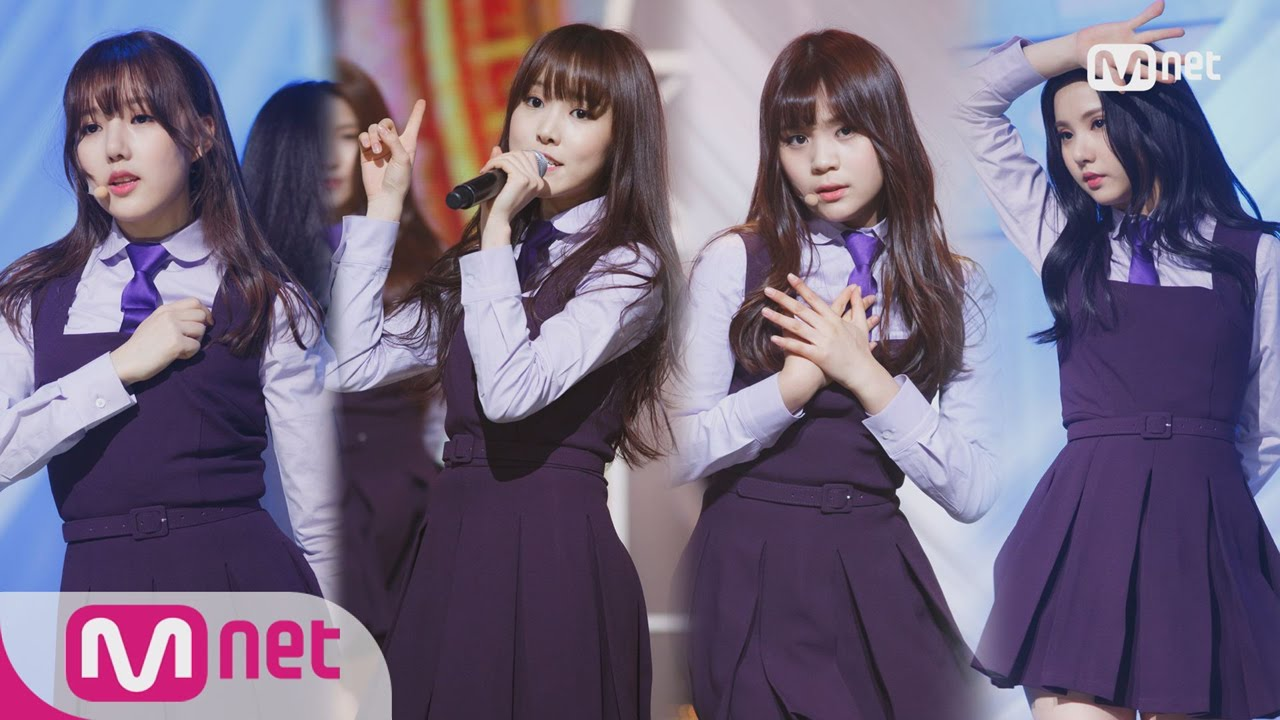 Download GFRIEND(여자친구) - Rough Comeback Stage M COUNTDOWN 160128 EP.458