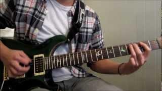An Endless Sporadic - Impulse (Guitar cover)