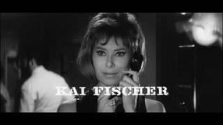"""Edgar Wallace: """"Zimmer 13"""" - Trailer (1963)"""