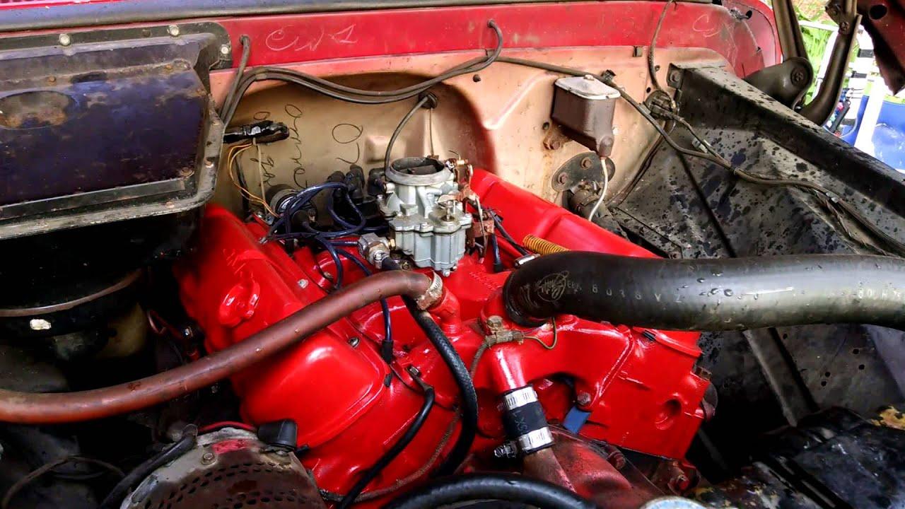 1966 Gmc 305e Big Block V6