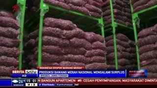 Video Indonesia Ekspor 5.600 Ton  Bawang Merah ke Empat Negara download MP3, 3GP, MP4, WEBM, AVI, FLV Januari 2018