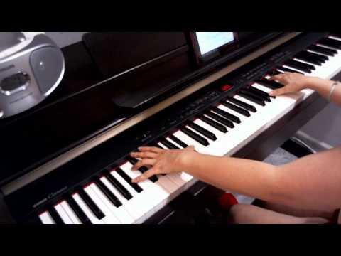 SHINee - Selene 6.23 - Piano Sheets