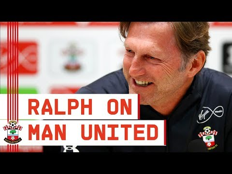PRESS CONFERENCE | Ralph Hasenhüttl addresses the media ahead of Man United trip