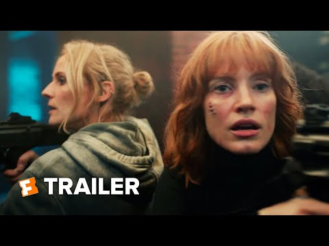 The 355 Trailer #2 (2022) | Movieclips Trailers