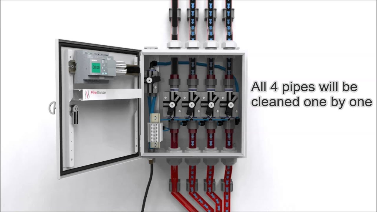 Clean And Maintain Your Vesda System And Pipe Network