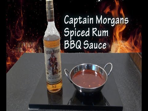 Captain morgans spiced rum barbeque sauce recipe the bbq chef captain morgans spiced rum barbeque sauce recipe the bbq chef forumfinder Choice Image