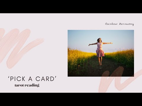 'Pick a Card' What message do you need to hear right now?