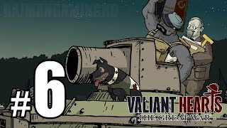 Valiant Hearts: The Great War Walkthrough PART 6 (PS4) [1080p] Lets Play Gameplay TRUE-HD QUALITY