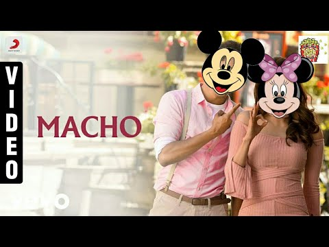 Mersal Macho Song - Mickey Mouse And...
