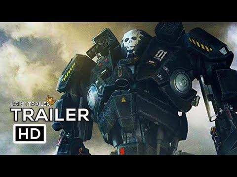 CARTEL 2045   2018 Danny Trejo SciFi Movie HD