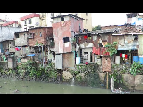 Inside the Dharavi slums of Mumbai