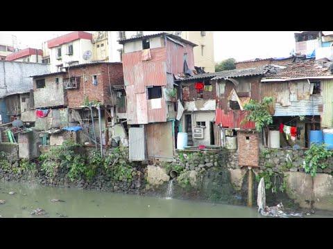Inside the Dharavi slums of Mumbai
