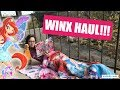 WINX CLUB STUFF HAUL!!! (FROM TURKEY, ITALY AND MORE!)