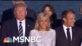 Trump's Instability Threatens To Deprive Him Of One Of His Re-Election Arguments | Deadline | MSNBC