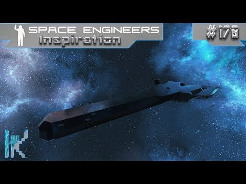 Space Engineers Inspiration - Episode 170: U.S.S. Shenzhou, Astral Ship, & Radegast Carrier