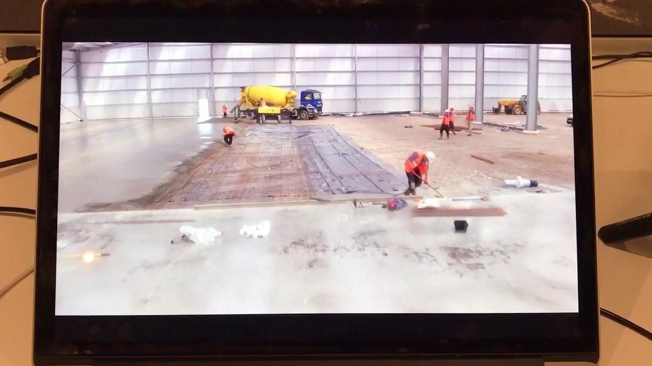 Level Best Concrete Flooring Contractors Youtube