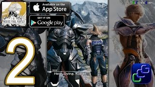 MOBIUS Final Fantasy Android iOS Walkthrough - Part 2 - Chapter 1