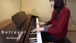 Betrayal - Phai Dấu Cuộc Tình - Huang Hun | PIANO COVER | AN COONG PIANO