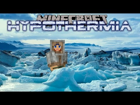 Minecraft | HYPOTHERMIA | EDDIE ATE THE WOOD CHIPS
