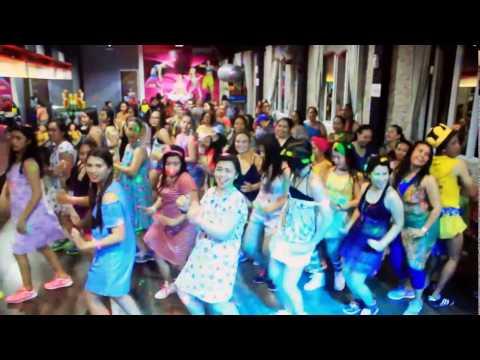 Om Telolet Om By imeymey-Choreo By Chenci -Zumba Dangdut  Dresscode