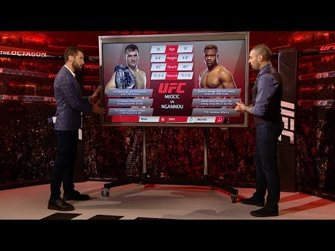 UFC 220: Inside the Octagon - Miocic vs Ngannou