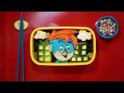 Penn Zero: Part Time Hero | Bento Box | Sketchbook | Disney XD