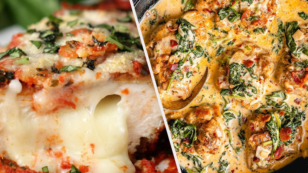 6 Healthy Chicken Recipes For Weight Loss