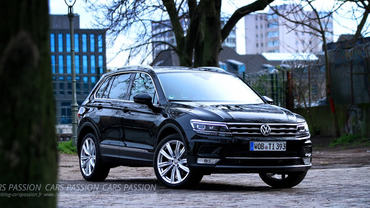 nouveau volkswagen tiguan 2016 youtube. Black Bedroom Furniture Sets. Home Design Ideas