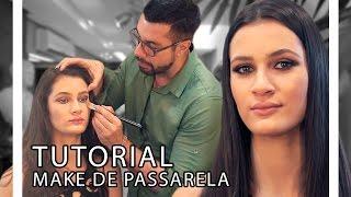 TUTORIAL: MAKE DE PASSARELA!   TORQUATTO TV