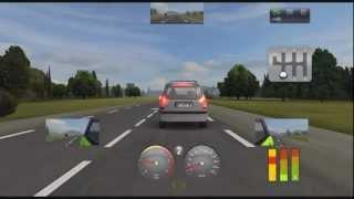Simulateur de Conduite Develter Auto Ecoles et Postes de conduite